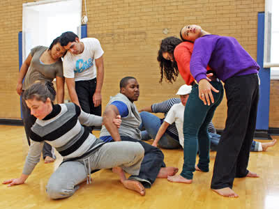 What is Dance Movement Therapy