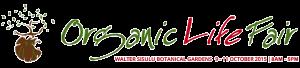 Organic Life Fair logo